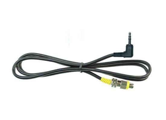 Axion Adapterkabel zum Anschluss einer Kamera mit Cinch
