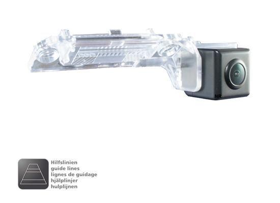Navlinkz Rückfahrkamera VW / Skoda - Griffleisten-Kamera | mobilplus.com