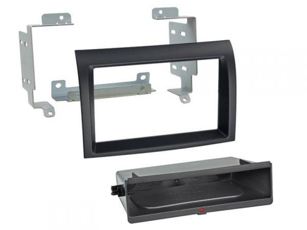 2-DIN RB Inbay® Fiat / Citroen / Peugeot ab 2006 - Qi-Standard