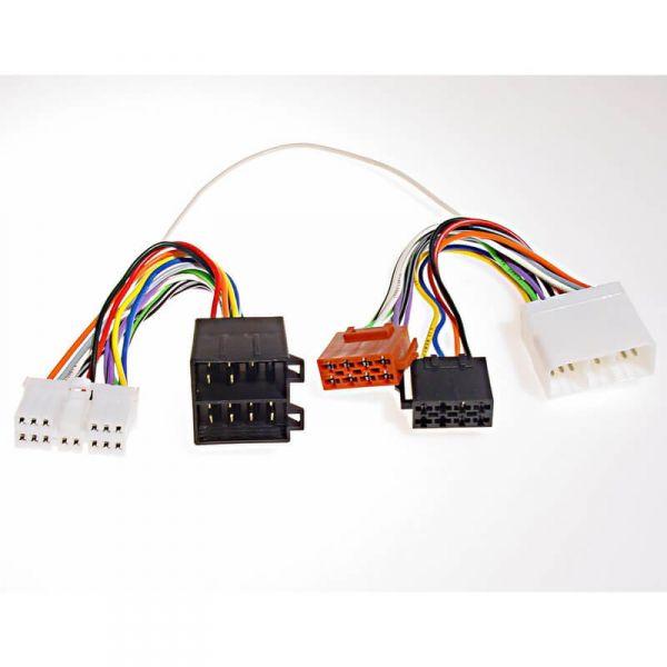 ISO2CAR Adapter Subaru - Kram - 86175