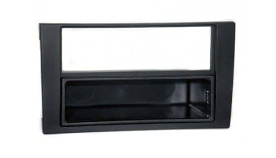 2-DIN Radioblende Audi A4 ab 2007, Seat Exeo ab 2008 - PMA - 001.118-0