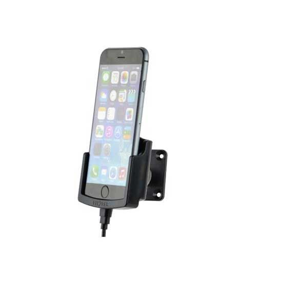 Fix2car - Aktivhalter Apple iPhone 6 mit Zig. USB-Ladeadapter