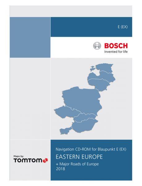 CD-ROM Osteuropa TP E 2018 - TomTom - i1031123