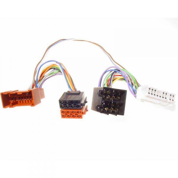 ISO2CAR Adapter Nissan - Kram - 86155