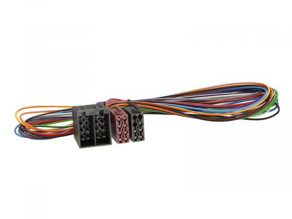 Radioanschlusskabel (ISO Stecker Verlängerung 1 Meter) - ACV - 1230-100