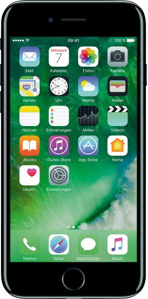 Apple iPhone 7 128GB Diamantschwarz - MN962ZD/A
