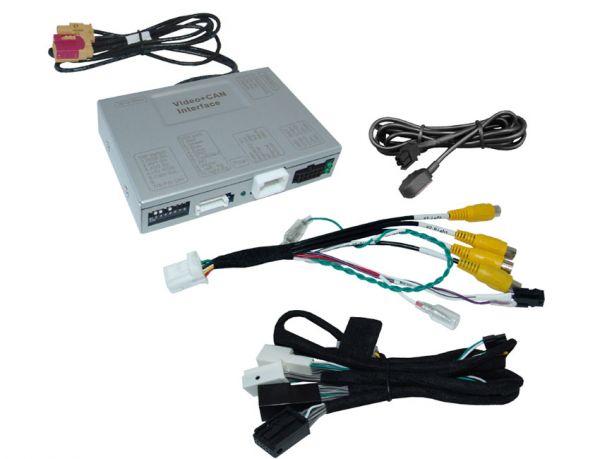 r.LiNK4 Interface passend für MB NTG5.5, Audio20 NTG5.5 - RL4-MBN55
