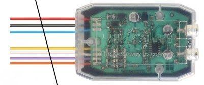 PMA 2-Kanal High Low Signalwandler, generiert ein Remote-