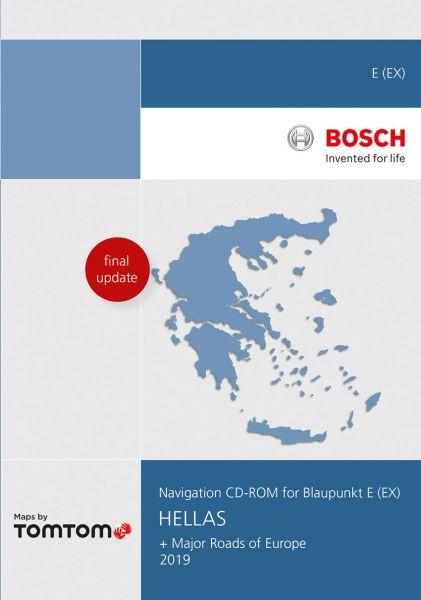 CD-ROM Griechenland TP E 2019 - TomTom - i1031159