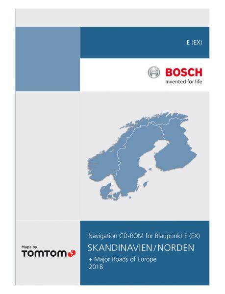 CD-ROM Skandinavien/ Norden TP E 2018 - TomTom - i1031128