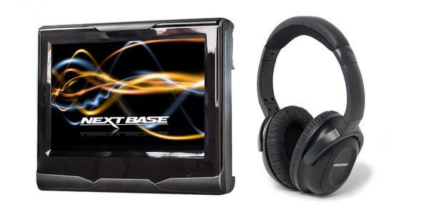 Set Nextbase Uno Cinema Pro + 1x Nextbase IR-Kopfhörer
