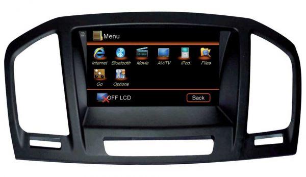 ESX Vision VN709-OP-INSIGNIA - 2-DIN Navigation Opel Insignia 2008-2013