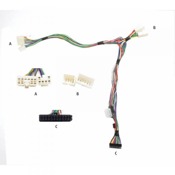 Audio2Car Adapter Toyota - Kram - 84915