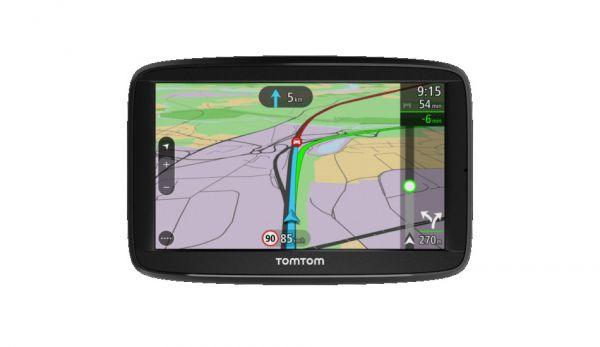 TomTom VIA 52 EU - Navigationsgerät - Europa-Karten, Freisprechen