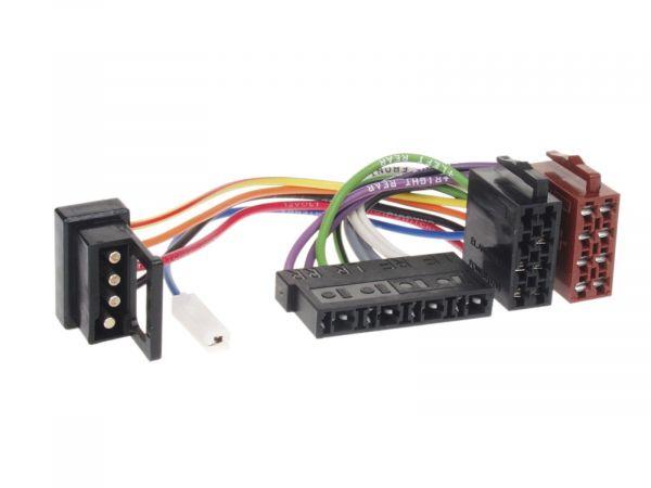 ISO-Anschlusskabel Mercedes Strom + Lautsprecher