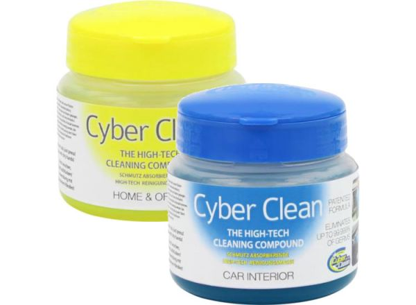 Cyber Clean Pop Up Cup Home & Office und Car 2x 145 gr.