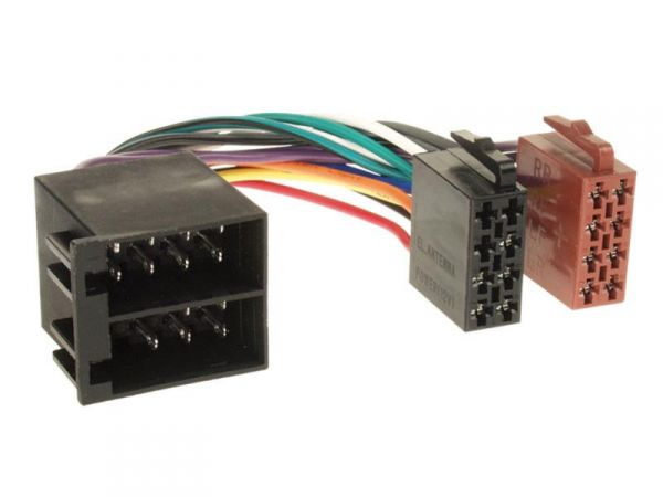 ISO-ISO Adapter 1:1 Verlängerung - ACV - 1230-02