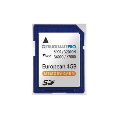 SD-Karte für Snooper Truckmate S900/S2000N/S6000/