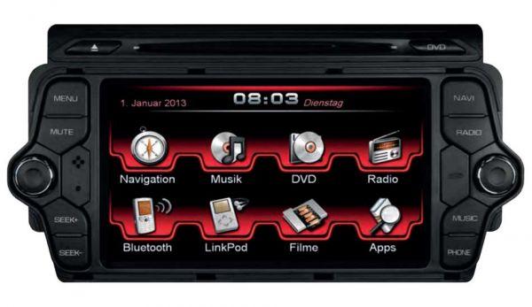 Esx Vision Vn710 Ki Ceed Dab 2 Din Navigation Kia Ceed Eu Ab 06