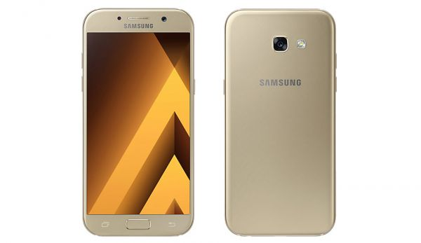 Samsung Galaxy A5 2017 A520F Gold-Sand