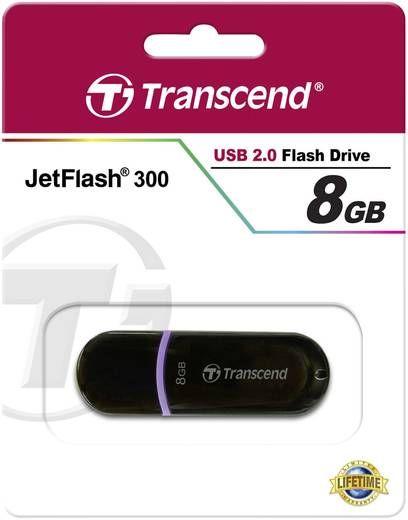 Transcend USB-Stick 8GB JetFlash 300 - TS8GJF300