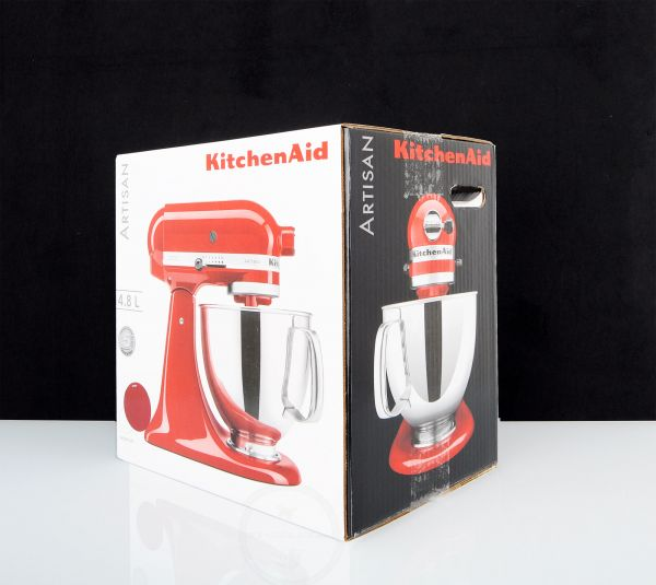 Kitchenaid Artisan Küchenmaschine 5KSM150PSEER Empire Rot ...