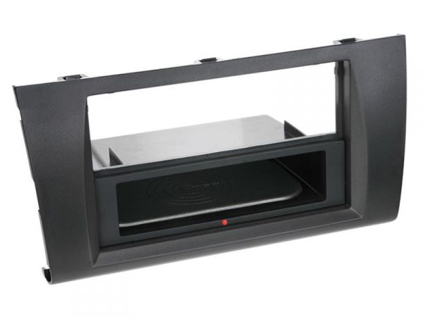 2-DIN RB Inbay® Suzuki Swift/ Sport schwarz ab 2005 - Qi-Standard