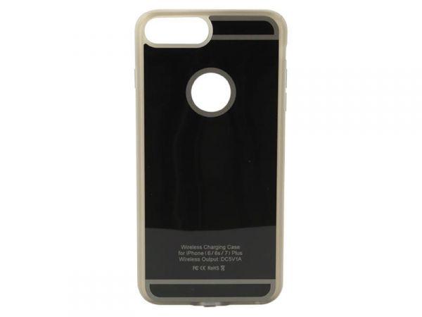 Inbay® Ladeschale für iPhone 6 Plus / 7 Plus schwarz - Qi-Standard