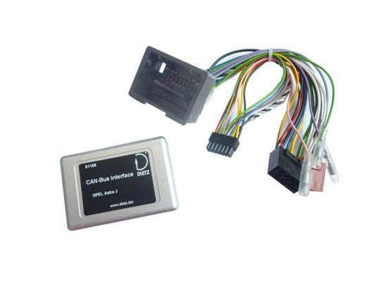 CAN BUS Interface Opel Astra J