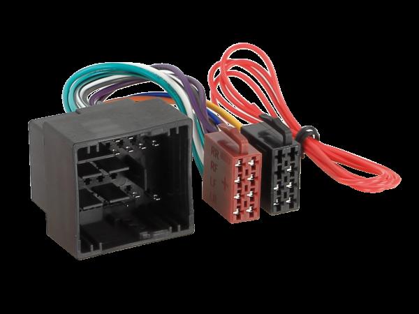 ISO-Adapter Citroen, Peugeot ab 2017 - ACV - 1042-02