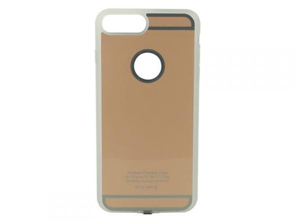 Inbay® Ladeschale für iPhone 6 Plus / 7 Plus gold - Qi-Standard