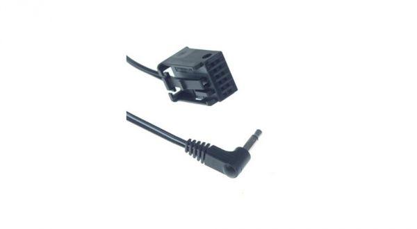 Telefon-In Adapter für VW/Opel mit MOST-Einsatz auf Klinkenstecker - 40006