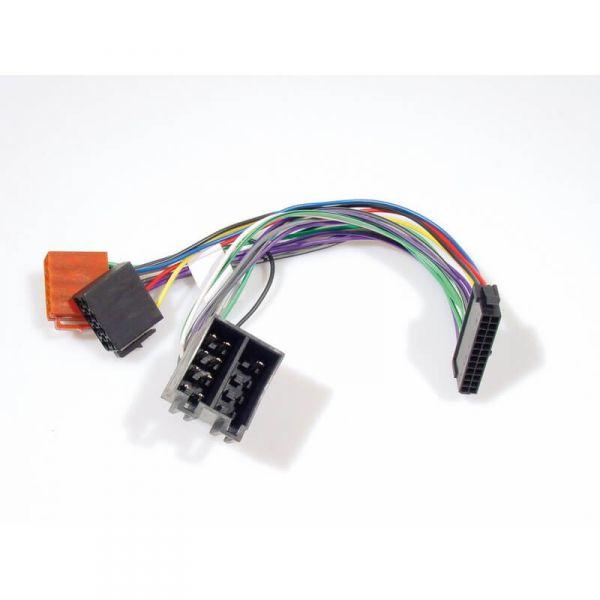 Audio2Car Adapter auf ISO2CAR - Kram - AA010