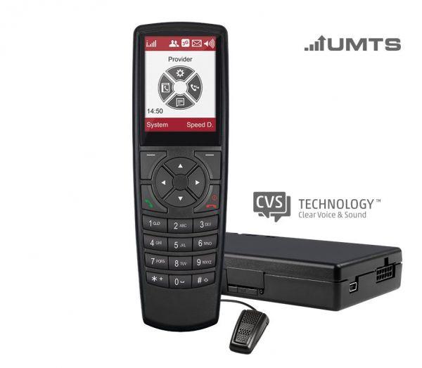 Festeinbau Autotelefon PTCarPhone 520 ohne externem Lautsprecher