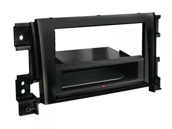 2-DIN RB Inbay® Suzuki Grand Vitara schwarz ab 2005 - Qi-Standard