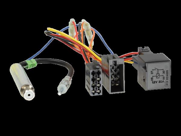 ACV Radioanschlusskabel mit Phantomspeisung DIN - 1321-48