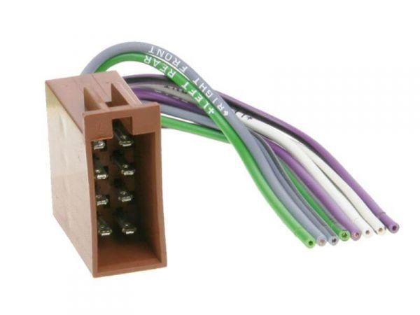 ISO-Lautsprecher Buchse - ACV - 1322-00