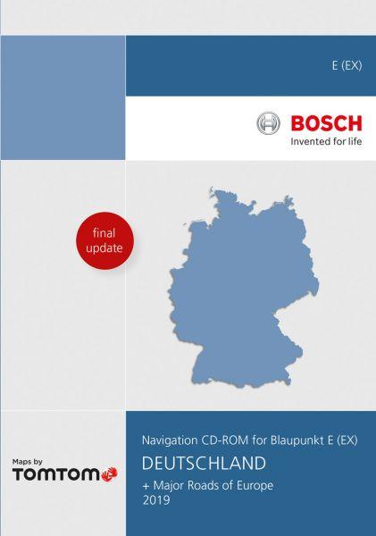 CD-ROM Deutschland TP E 2019 - TomTom - i1031155