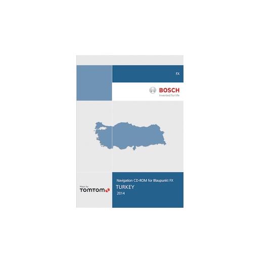 CD-ROM Türkei TP FX 2014 - TomTom - i1030849