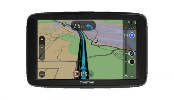 TomTom Start 62 EU45 T - Navigationsgerät - Europa-Karten