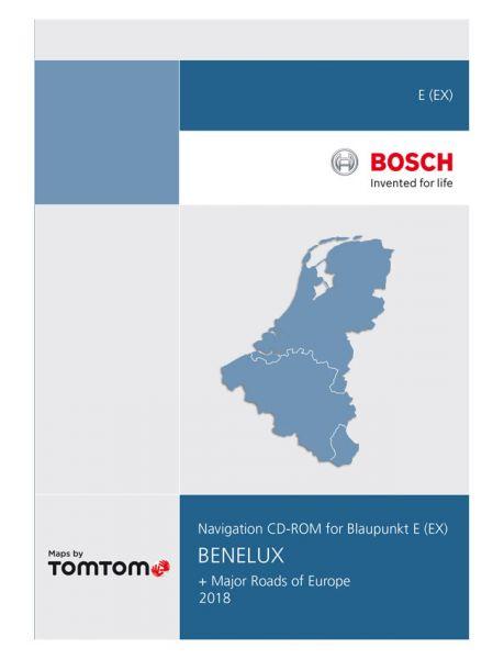 CD-ROM BeNeLux TP E 2018 - TomTom - i1031121