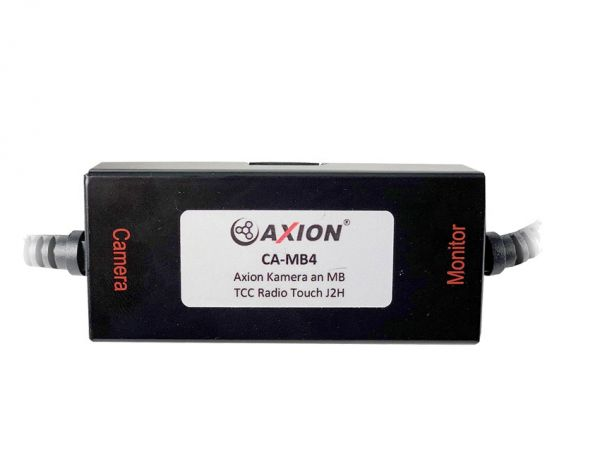 Axion Interface zum Anschluss einer Axion-Kamera an Mercedes TCC Touch J2H