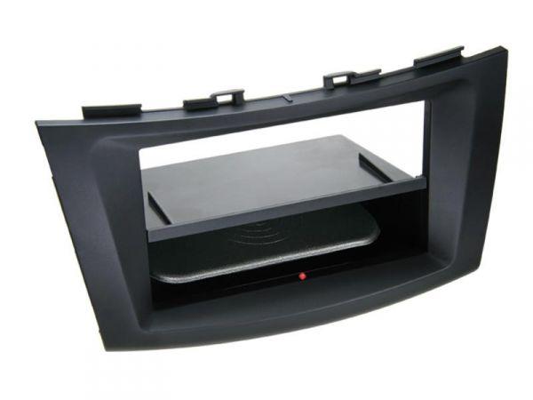 2-DIN RB Inbay® Suzuki Swift schwarz ab 2010 - Qi-Standard