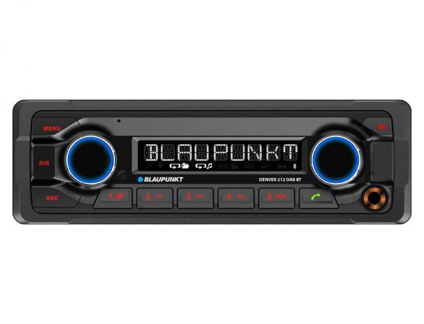 Blaupunkt Denver 212 DAB BT - 2 001 018 000 002