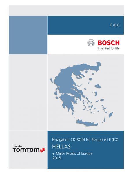 CD-ROM Griechenland TP E 2018 - TomTom - i1031126