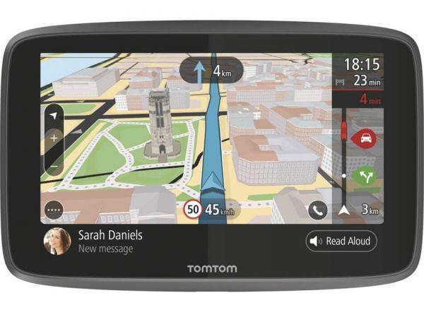 TomTom GO 6200 World - mobile Navigation - 1PL6.002.01