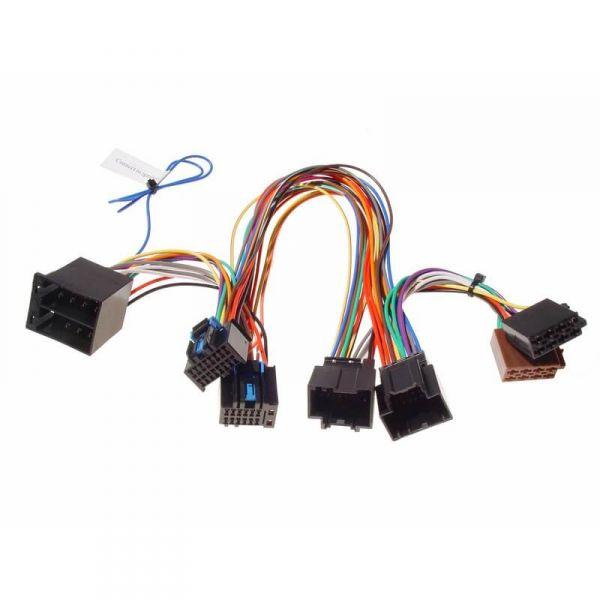 ISO2CAR Adapter Chevrolet, Saab - Kram - 86177