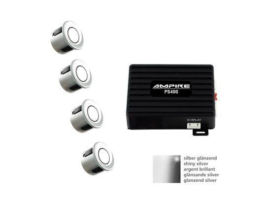 Ampire Rückfahrwarner PSA400C-ISI mit 4 Sensoren