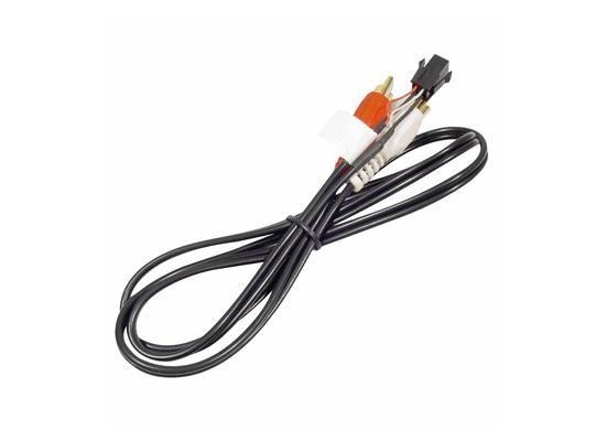 Aux Adapter 4 Pin weiblich auf 2x Cinch-Stecker