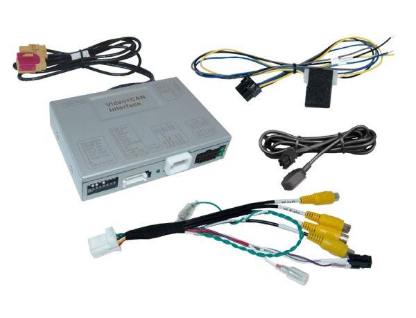 r.LiNK Interface passend für MBUX NTG6 - 7 und 10.25 Zoll - RL4-MBN6